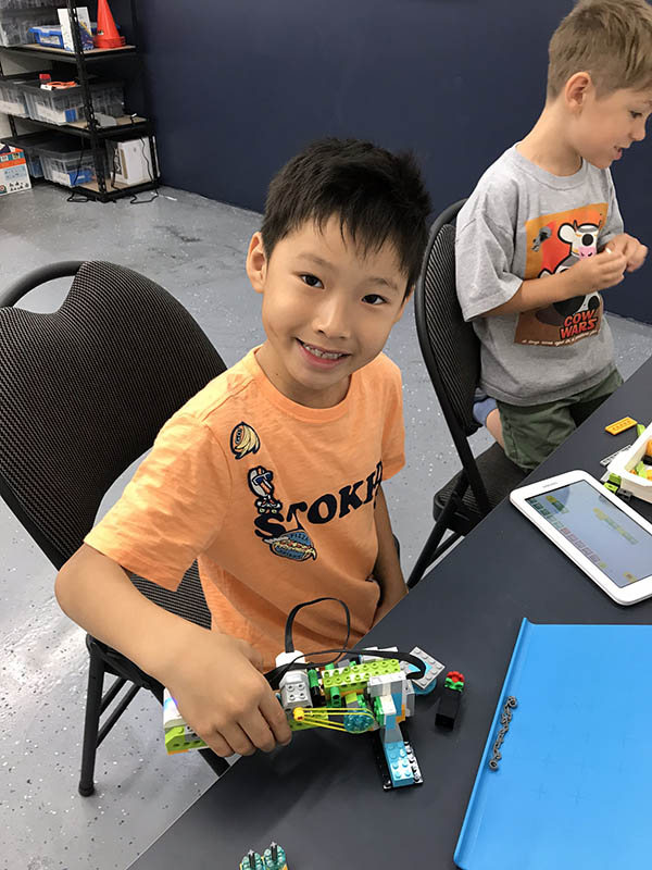 Kids Robotics PA Day Camps