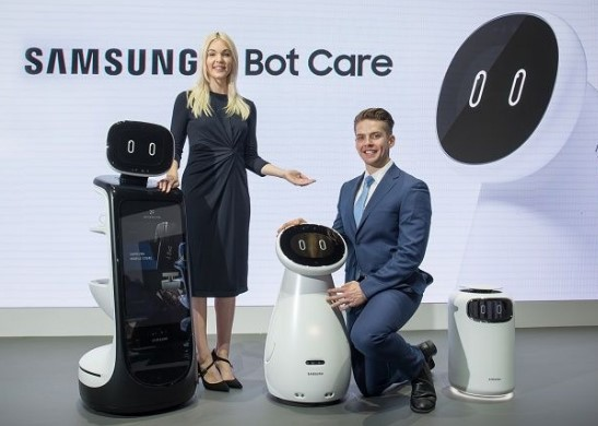 Samsung Bot Care
