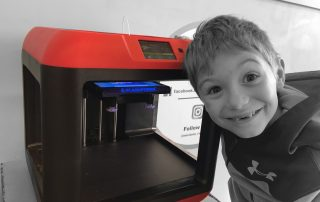 Kids 3D Printing Classes