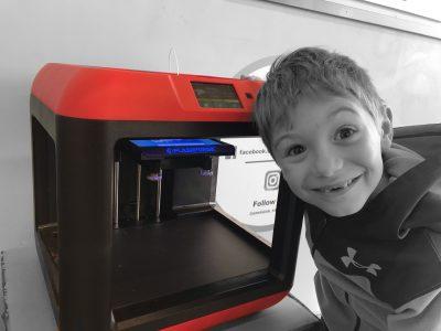 Kids 3D Printing Classes