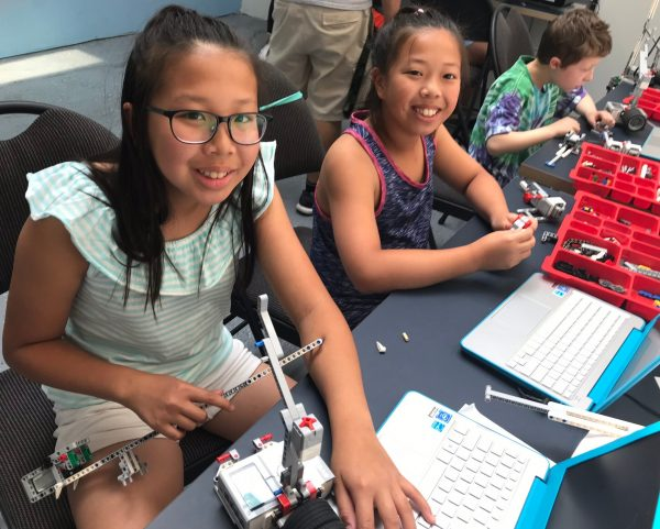 Envision Robotics Summer Camp