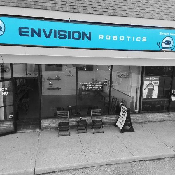 Envision Robotics Summer Camp Thornhill Location